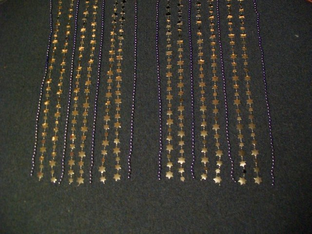 Make a Beaded Curtain – Dollar Store Crafts