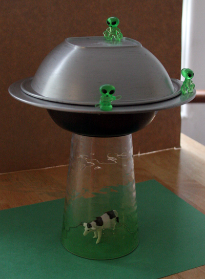 Make An Alien Abduction Lamp Dollar Store Crafts Interiors Inside Ideas Interiors design about Everything [magnanprojects.com]