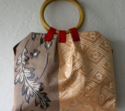 placemat purse