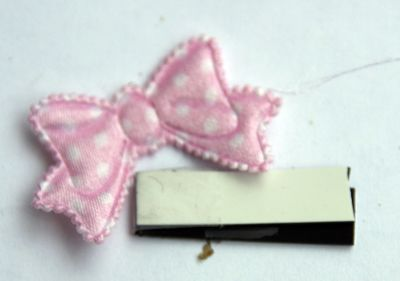 how to make baby barrettes that stay in