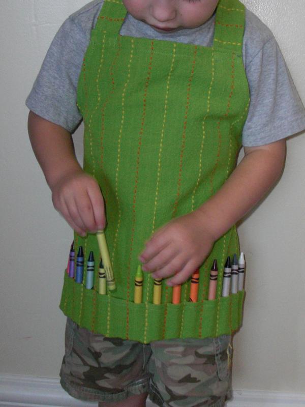 artists apron