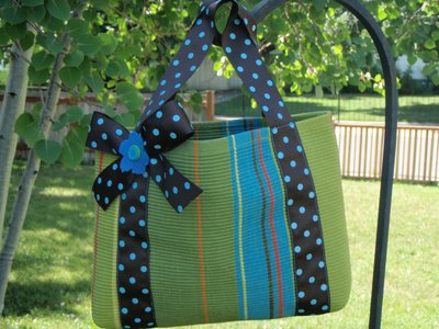 deborah placemat bag