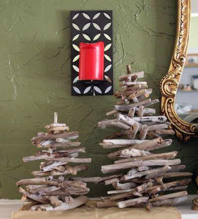 Craft Ideas  on Dollar Store Crafts    Blog Archive    Make A Driftwood Tree