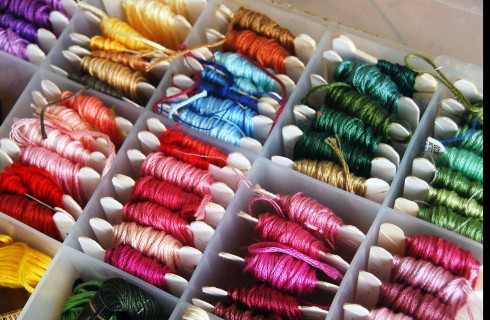 Make Your Own Waxed Linen Thread Dollar Store Crafts