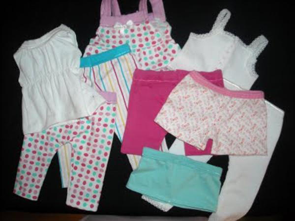 DOLLAR doll clothes