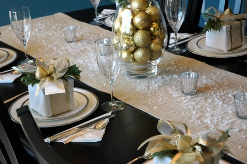 Make A Holiday Place Setting 187 Dollar Store Crafts