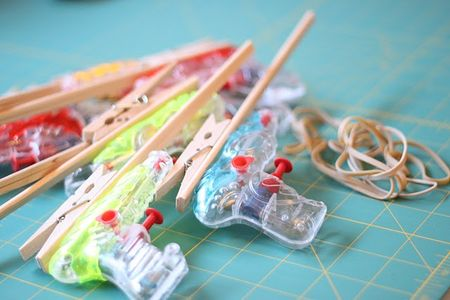 Roundup Games And Toys To Make 187 Dollar Store Crafts