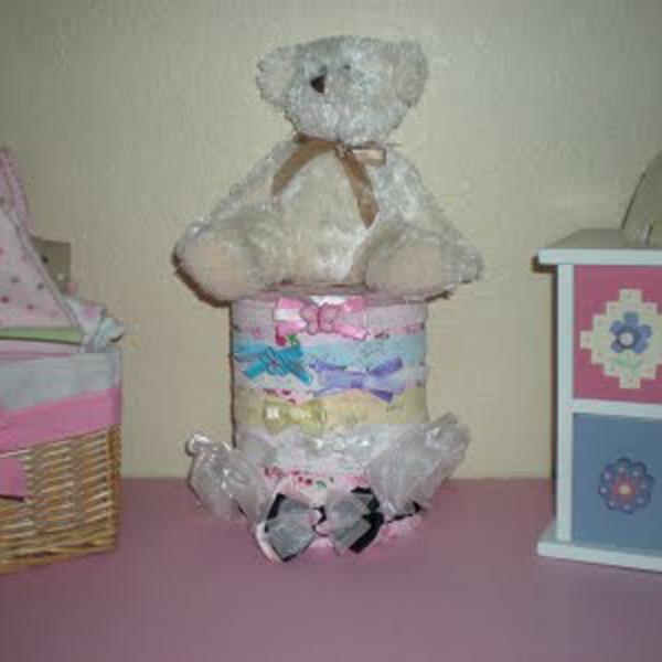 Baby Headband Storage » Dollar Store Crafts