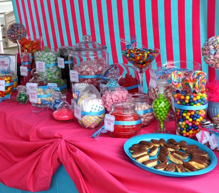 Masquerade Party Ideas? (Candy Buffet!)
