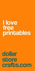 i love printables