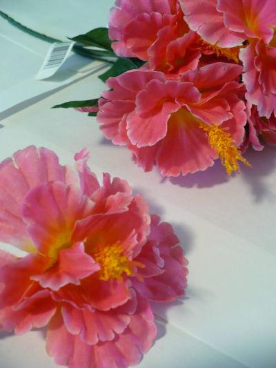 Make silk flower bulletin board pins dollar store crafts make silk flower bulletin board pins mightylinksfo