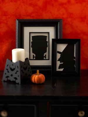 Halloween Craft Ideas on Crafts    Blog Archive    7 Quick   Easy Halloween Craft Ideas