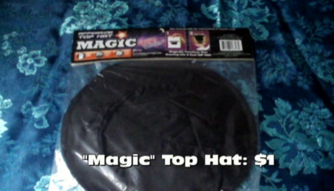 magic top hat