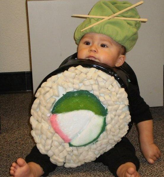 Sushi Costume, Sushi Baby Costume, Baby Halloween Costume, Funny Baby Costume, Food Costume, Foodie Costume, Halloween Costume Baby mylittlemookie. 5 out of 5 stars (1,) $ Only 1 left Favorite Add to See similar items + More.