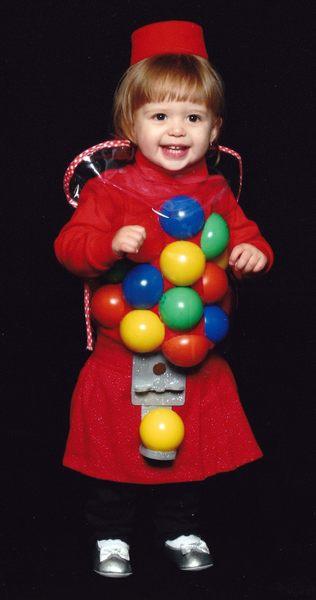 gumball toddler costume