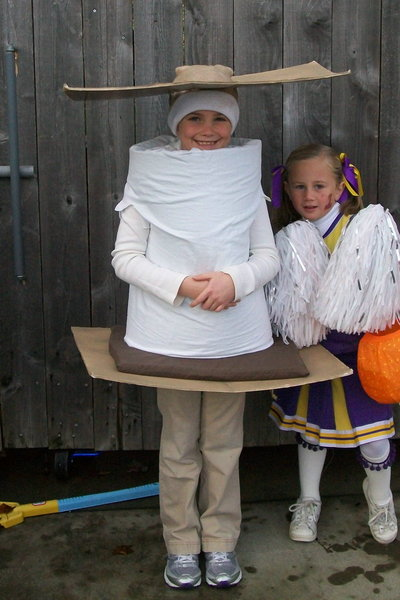 9 Kids Food Costumes 187 Dollar Store Crafts