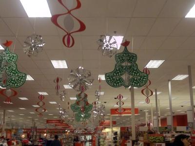 Targets Christmas Trees