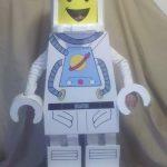 Lego Astronaut costume