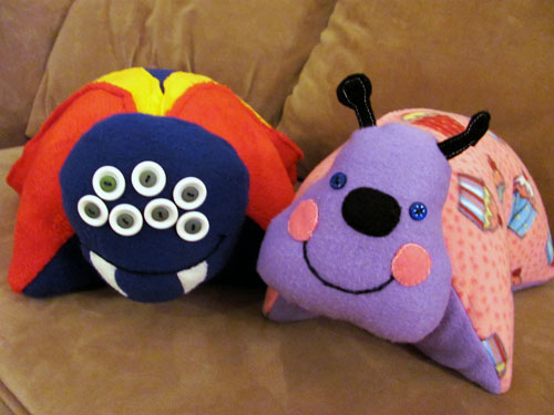 Make a Pillow Pet » Dollar Store Crafts