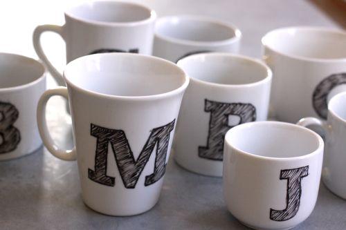 Monogram Store » Mugs Crafts Make Dollar OXikTZPu