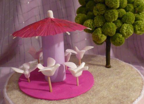 Miniature Merry-Go-Round