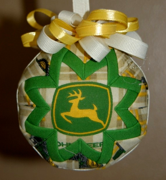 No Sew Christmas Ornament