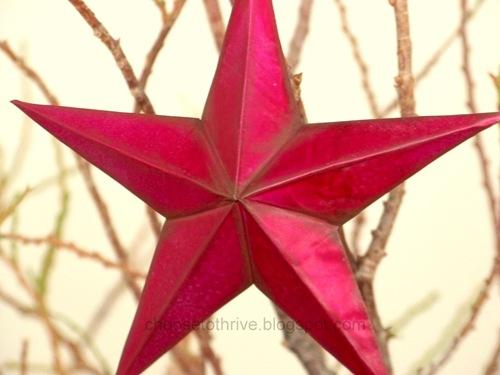 Make 3d Tin Craft Stars 187 Dollar Store Crafts