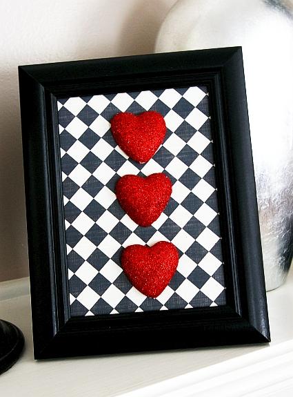 3d valentine art