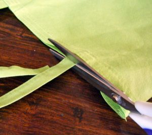 cut straps