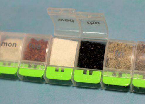 Gourmet Salt Container