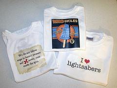 Melinda's Movie Shirts