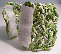 Rhonda's Celtic Knot Cuff