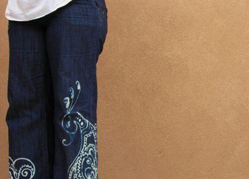 bleach pen pants