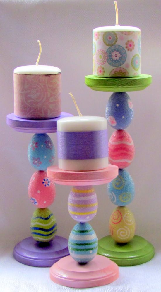 8 Easter Projects On The Cheap Dollar Store Crafts