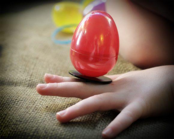 easter egg ring