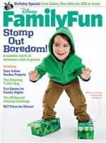 family fun magazine march 2011
