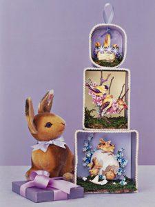 Easter Dioramas