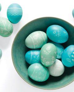 Martha Stewart's Eggs