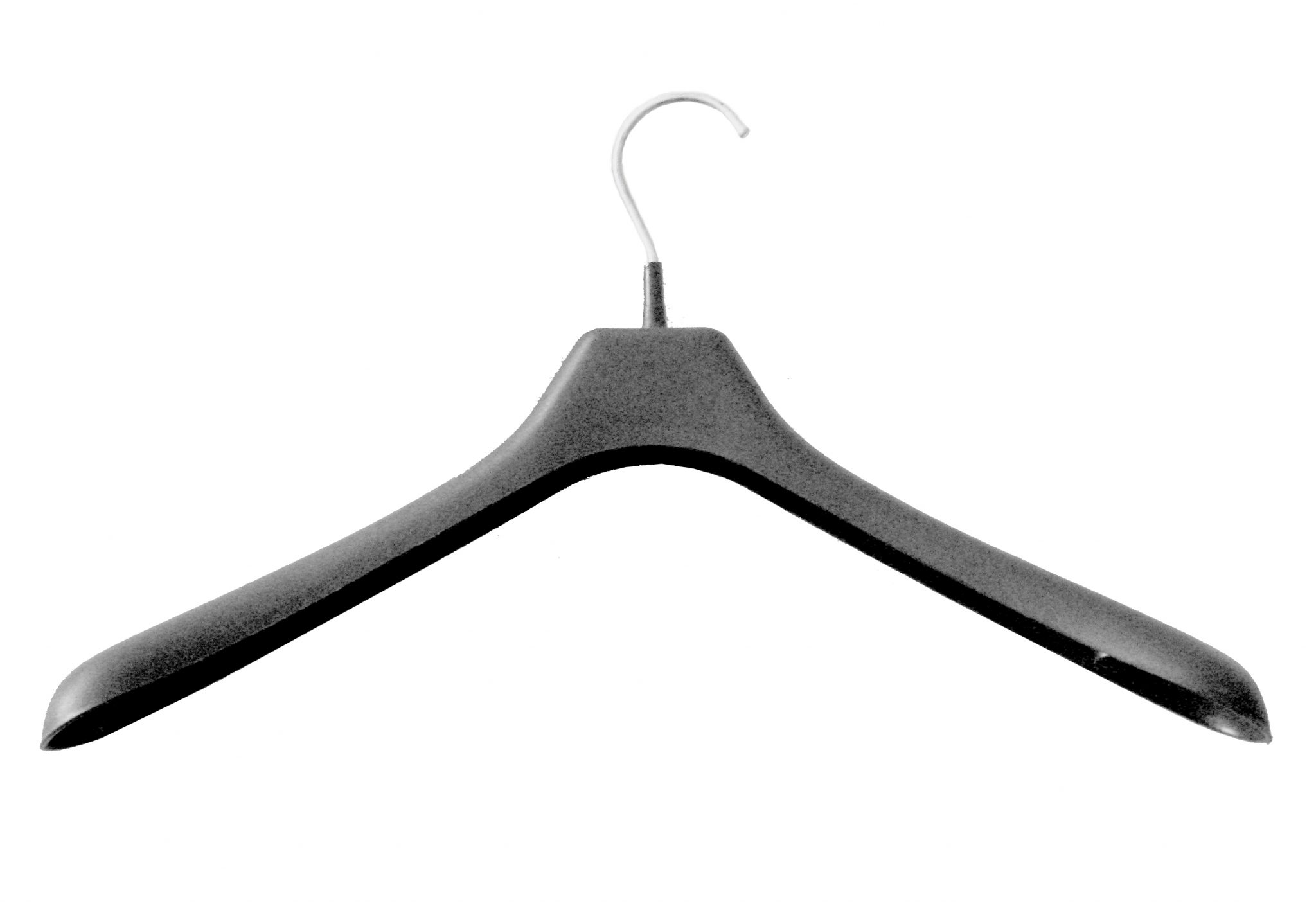 Pics for black clothes hanger for Clothespin photo hanger