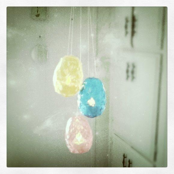egg pendant light
