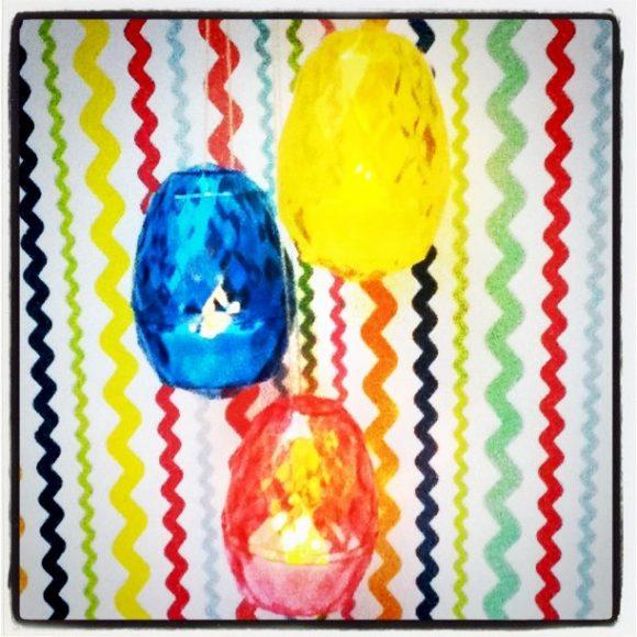 easter egg light