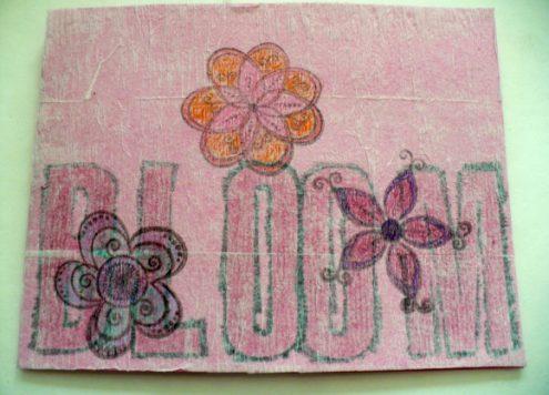 Rhonda's Spring Craft