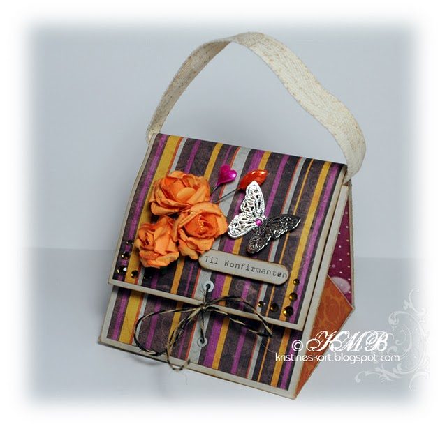 Graduation gift idea make a correspondence kit 10 greeting card handbag greeting card by lost in creativity m4hsunfo