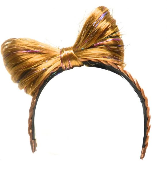 lady gaga hairbow