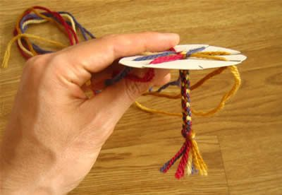 friendship bracelet loom