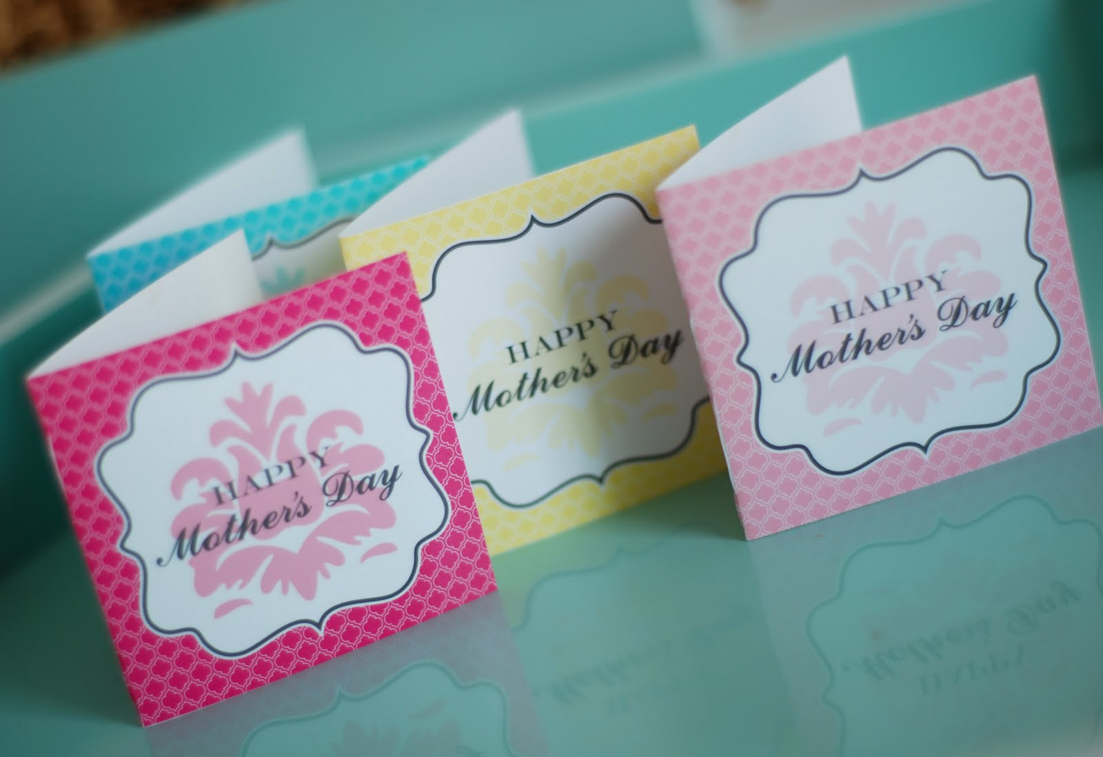 It's just an image of Divine Free Printable Mothers Day Crafts