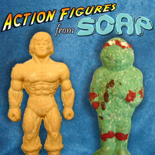 How To Make A Action Figure