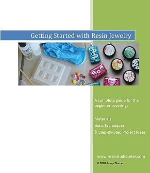 getting started with resin jewelry ebook