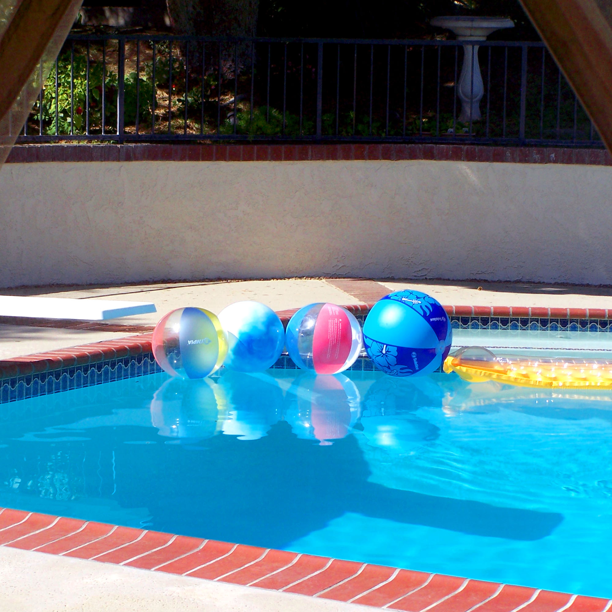If You Are Fortunate Enough To Have A Swimming Pool In Your Backyard House Is Likely Going Be The Place For