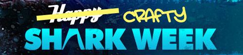 crafty shark week